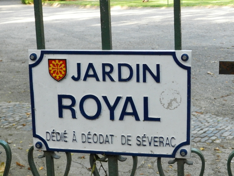 jardin royal