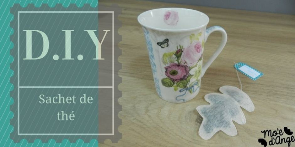 DIY Sachet de thé