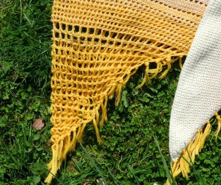 chèche laine unic