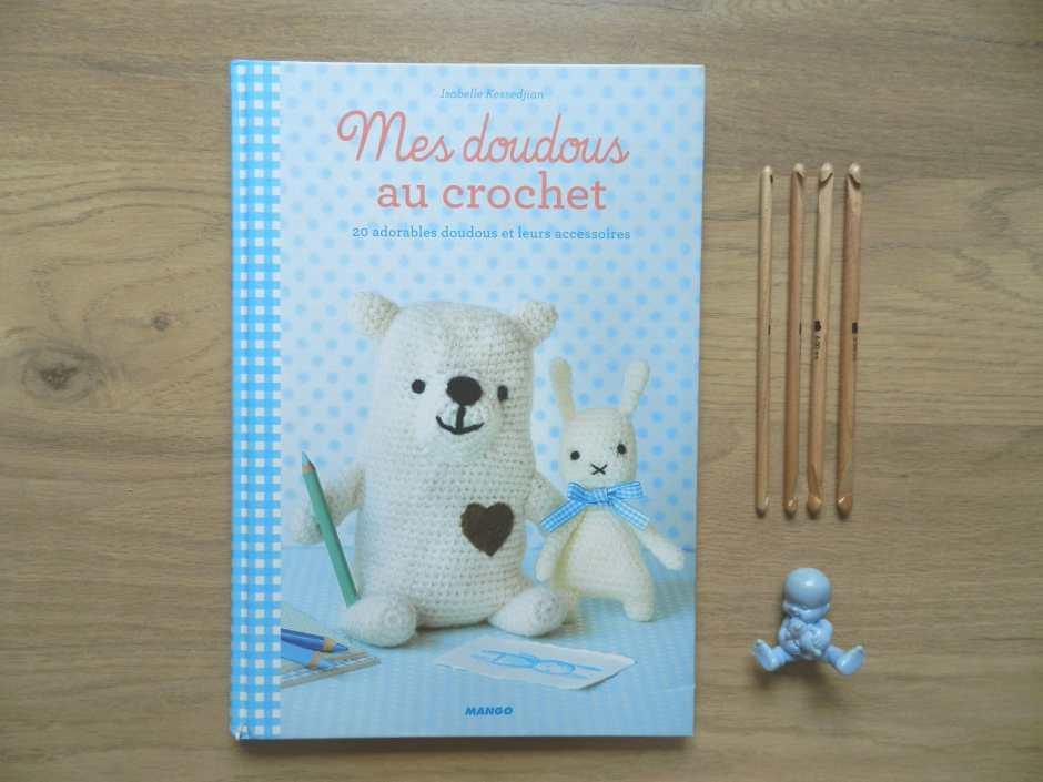 Livre Mes Doudous Au Crochet Des éditions Mango Blog D
